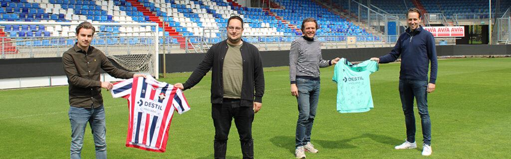 Willem II, merchandise supplier, koopjeshirt, koopjeshirt.nl, koop je shirt